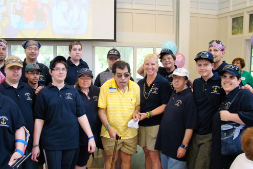 Donate to camp one step Planned Giving