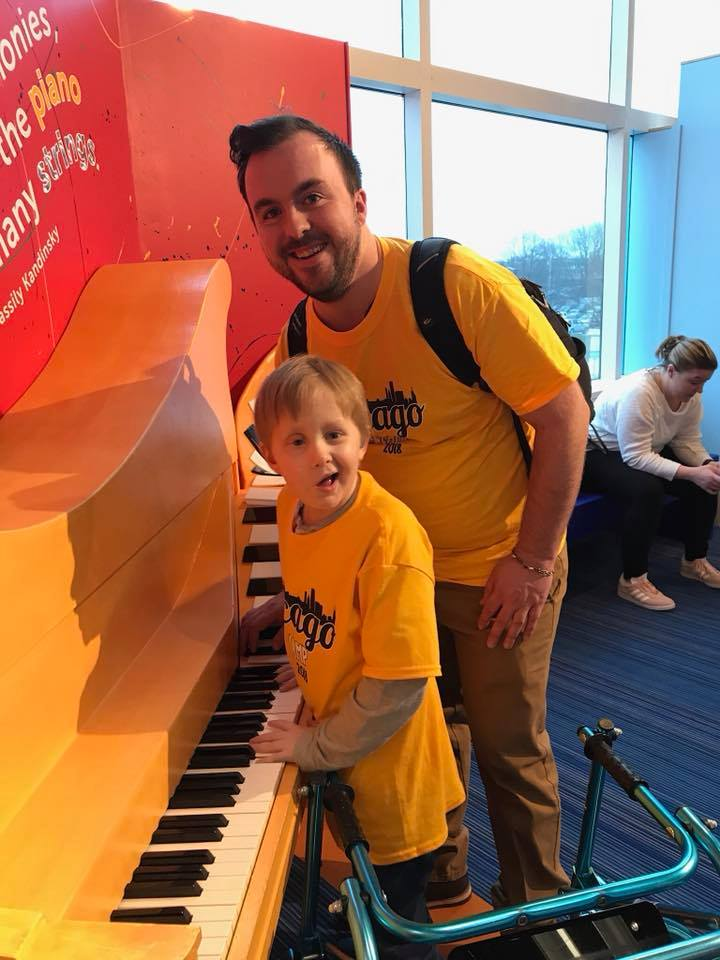 2018 Chicago Day Camp Camp One Step